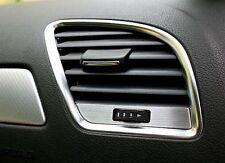 Audi A4 A5 S4 RS4 S5 RS5 S-line 8K B8 8T 8F alu trim interni alluminio aluminum