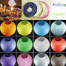 Multi-Size 16 Color Paper Lantern Light Lampshade Party Wedding Decorations