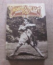 J.M. BARRIE & THE LOST BOYS by Andrew Birkin- 1979  HCDJ - 1st/1st - PETER PAN