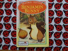 Ladybird book. Beatrix Potter.  Benjamin Bunny.