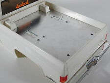 Aluminum Drop-in Bed Liner Trunk Cover Plate Tamiya RC 1/10 Super ClodBuster