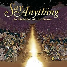 Say Anything - In Defense Of The Genre (2007)  2CD  NEW  SPEEDYPOST
