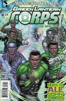 GREEN LANTERN CORPS #18 DC COMICS 2013 BAGGED & BOARDED