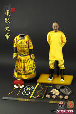 303TOYS ES3001 1/6 Qing Dynasty Series Of Emperors Kangxi Ancient Action Figure