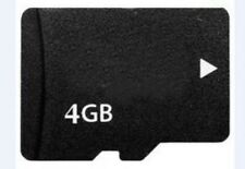 Real capacity 4GB micro sd memory card class 10 SDHC WITH ADAPTER