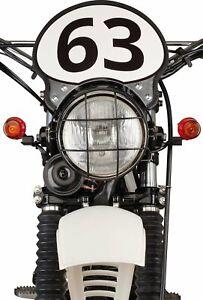 Yamaha TT Style Dakar Race Head Light Number Plate, For XT500 5-166