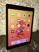 Apple iPad Air 2 16GB, Wi-Fi+Cellular Excellent (GSM Unlocked), 9.7in Space Gray