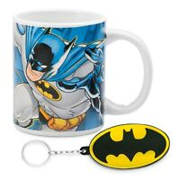 Batman Mug & Keyring Gift Pack