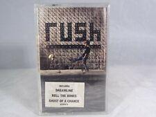 New Rush Roll The Bones Cassette Tape