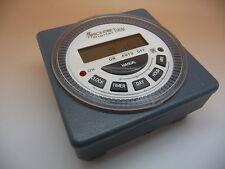 Digital Timer with 8 Program in 12V DC, 24V AC/DC and 240V AC