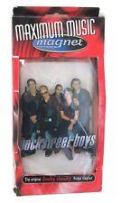 Backstreet Boys Chunky Fridge Magnet New Official NIB 1998 Winterland Band Merch