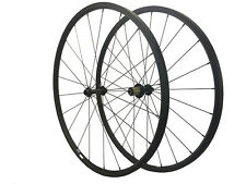 20mm Carbon Road Bike Wheels 20.5mm Width BicycleTubular Wheelset R13 Light hub