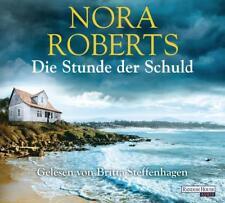Erwachsene-Nora-Hörbücher und Hörspiele Roberts CD Format