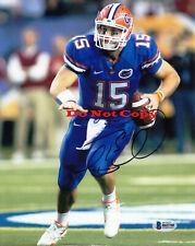 Tim Tebow  8x10 Signed 8x10 Photo  Florida Gators  Reprint