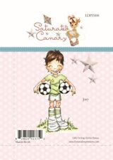JOEY - Clear Stamp - Saturated Canary - Little Darlings