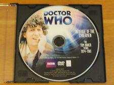 Doctor Who Revenge Of The Cybermen Story No. 79 Dvd 2010 Tom Baker R1 *Disc Only