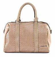 9f715f1704dce Betty Barclay Bowling Bag Handtasche Umhängetasche Tasche Sand Beige Neu