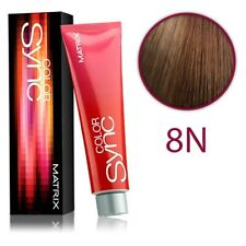 Color Sync Matrix 8N 90ml Professional Demi-Permanent Hair Colors