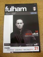 24/04/2006 V Wigan Athletic Fulham. gracias por ver este artículo, comprar con con