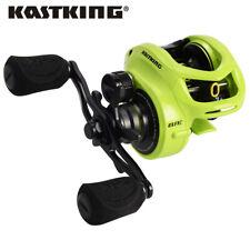 KastKing Bassinator Elite 6.6:1(Ninja) / 8.1:1(Classic) Baitcasting Fishing Reel