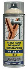 Premium Spraydose Spraylack Sprühlack 400ml HOCHGLÄNZEND RAL 8001 Ockerbraun