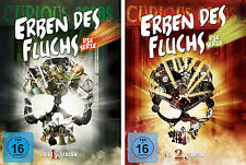 12 DVDs * ERBEN DES FLUCHS - STAFFEL / SEASON 1 + 2 IM SET ~ MB # NEU OVP +