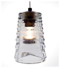 Brand New Replica Tom Dixon Pressed Glass Tube Pendant Lighting