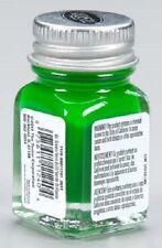 Testors 1/4 oz Green Enamel Model Paint 1124TT TES1124T
