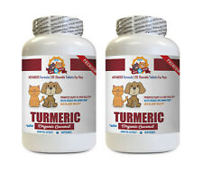 dog anti inflammatory pain relief - PETS TURMERIC AND COCONUT OIL - bites 2B