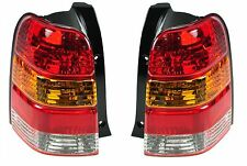 2001 2002 2003 2004 2005 2006 2007 FORD ESCAPE TAIL LAMP RIGHT AND LEFT PAIR SET