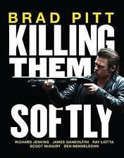 Killing Them Softly (Blu-ray Disc, 2014, SteelBook) NEW