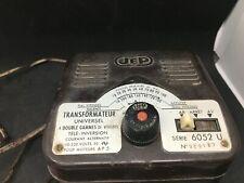 JEP Transformateur en 220 volts 6052 U  pour moteurs AP5