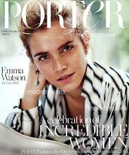 PORTER Magazine Winter 2015 EMMA WATSON Isabeli Fontana MEG RYAN Liya Kebede #12