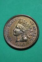 Unc Details 1907 Indian Head Cent Penny Flat Rate Shipping OCE340
