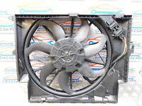 BMW 1 3 Series Radiator Fan Diesel Housing Motor E90 E91 7801647 7561713 30/1R