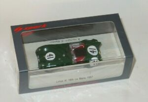 1/43 Lotus XI Eleven   A.Hechard   Le Mans 24 Hrs 1957 #41  Hechard / Masson