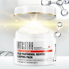 BRTC Gold Panthenol Revital Sleeping Pack 100ml 3.38oz Multi Vita System Cream