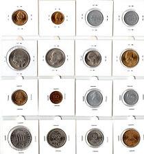GREECE GRECE Colmenares 10,20, 50 lep.1, 2, 5, 10, 20 Krone 1978 8 COINS SET UNC