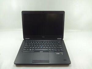 "Dell Latitude E7450 14"" Laptop 2.30 Ghz i5-5300U 4GB RAM (Grade B No Battery)"