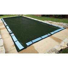 NEW BlueWave WC852 In-Ground 12 Year Winter Cover For 20' x 40' Rect Pool