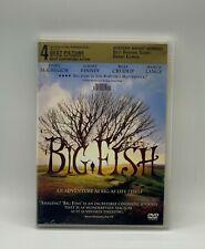 Big Fish Dvd – Ewan McGregor, Albert Finney, Billy Crudup, Jessica Lange