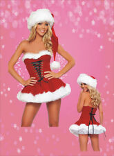 Polyester Christmas Unbranded Costumes for Women