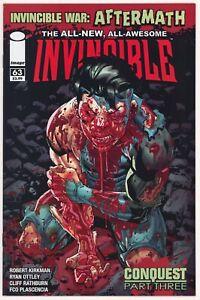 Invincible #63, 2009 Image, NM, HTF low print run
