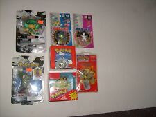 HUGE VINTAGE POKEMON FIGURE LUNCH BOX WATCH & GAME PLUSH LOT