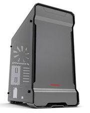 Case grigio con fattore di forma ATX mid per prodotti informatici