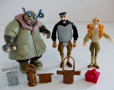 Disney Atlantis Figures with Accessories
