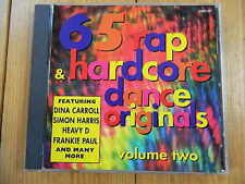 65 rap & hardcore Dance Originals vol. two/Simon Harris M.C. Duke Nomis sirrah