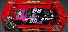 1999 Racing Champions 1:24 JEFF BURTON #99 Exide Ford Taurus - Issue 47