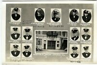 Portland Oregon Fire Department Station 21 Engine Company orig 1930s photo
