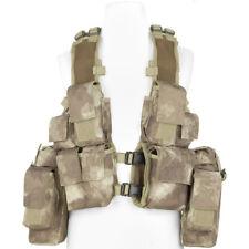 MFH Gilet Tattico Sudafricano Tasche Caccia Tactical Airsoft Caccia HDT Camo AU
